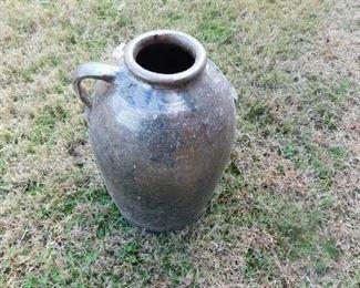Pottery Storage Jar
