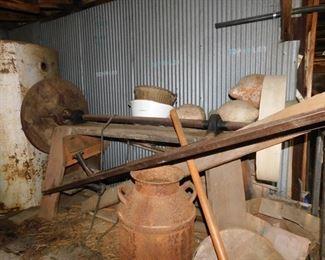 Large Sharpening/Grinding Wheel