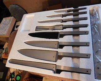 Black Angus Knife Set