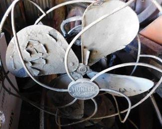 Old Hunter Fan