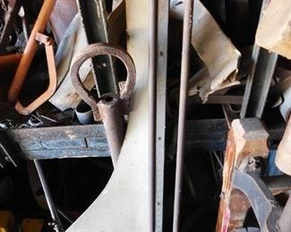 Old Fletcher Glass Cutter