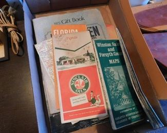 Old Maps(Sinclair)