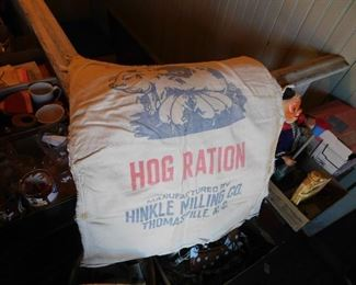 Hinle Mill Hog Ration Sack