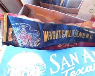 Wrightsville Beach N.C. Pennant