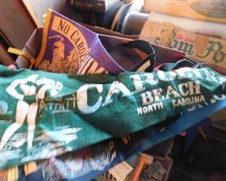 Carolina Beach N.C. Pennant
