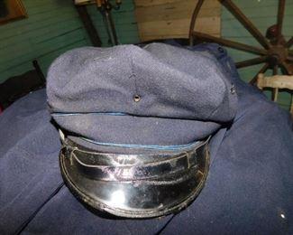 Early Police Uniform