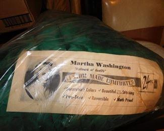 Old Martha Washington Comforter