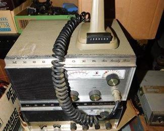 Messenger CB Radio Equipment