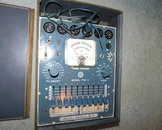 Old Tube Tester