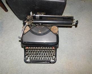 Old Remington Typewriter