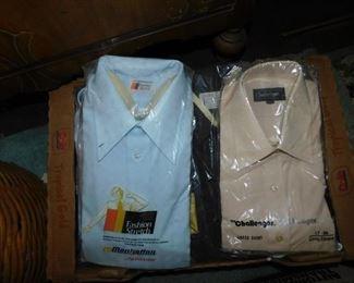 Vintage Shirts in Original Packaging