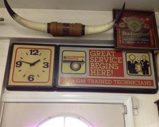 Automotive clock