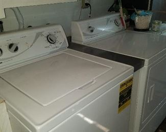 Made in USA Best on the market. Speed Queen washer and dryer sold separately.