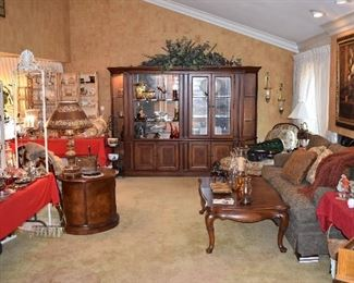 Formal Living Room Overview