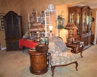 Formal Living Room Overview