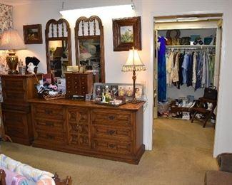 Master Bedroom/Master Closet Overview