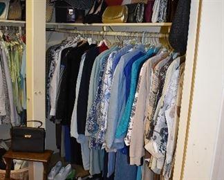 Master Closet Overview
