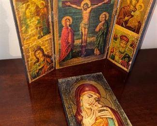 VINTAGE RELIGIOUS ITEMS