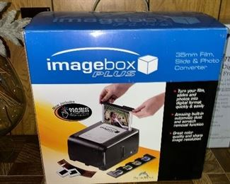 IMAGEBOX PLUS FILM AND PHOTO CONVERTER