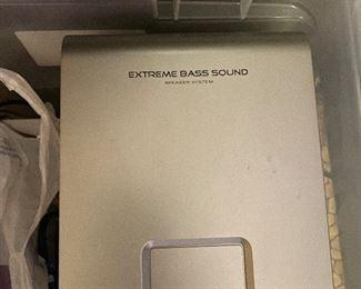 EXTREME BASS SOUND SPEAKER SYSTEM
