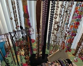 HUGE SELECTION OF COSTUME JEWELRY