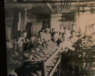 Photographs from The Shoe, The United Shoe Manufacturing Corp