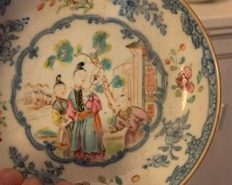 Chinese Export Tea Cups