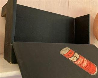 Rumford Baking Powder Display Box