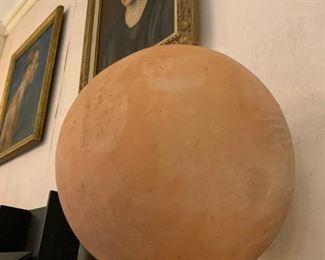 Terracotta Sphere