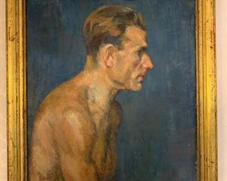 Portrait of a Man, Unknown