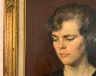 Portrait of a Woman, Unknown