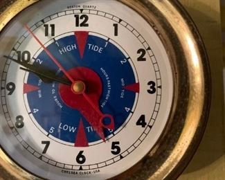 Chelsea Tide Clock