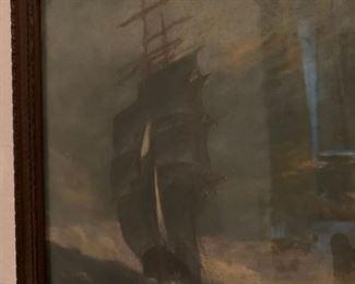 Clipper Ship, Unknown