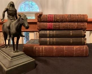 Appeal to the Great Spirit, After Dallin, Antique Collectible Books