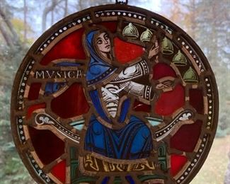 Stained Glass, Musician