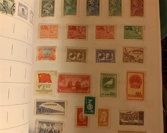Communist China Stamps