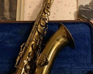 "Conn ""Chu Berry"" Tenor Saxophone"