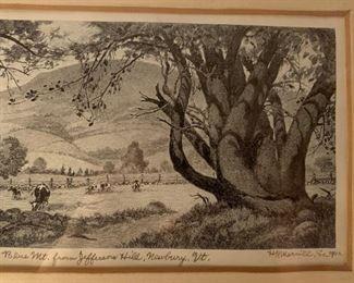 Merrill, Wood Engravings