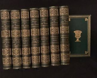 Words of Lord Byron, Eight Volume Set