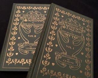 Penelope's Experiences Scotland, Two Volume Set