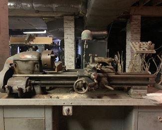 South Bend Precision Lathe