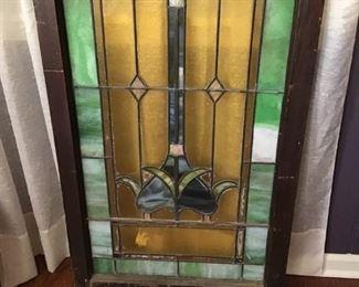 Stain Glass Window Frame