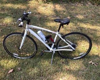Aero Ferrous Hi-Ten Bicycle