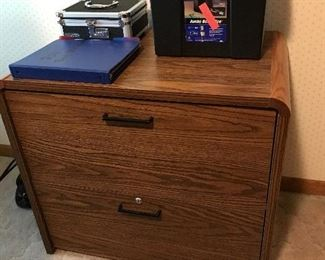 Funky File Cabinet