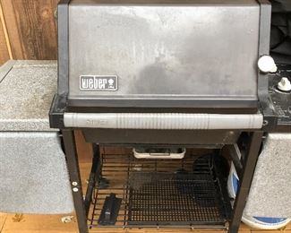 Weber Gas Grill