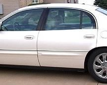 2003 Buick Park Avenue - not included in daily discounts