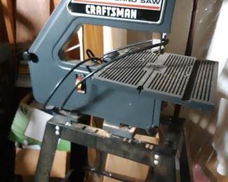 """Craftsman 10"""" Band Saw"""