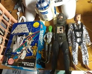 Star Wars - Vintage Toys and Action Figures