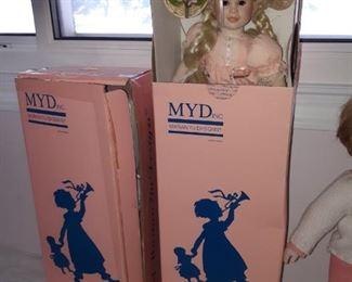 MYD dolls