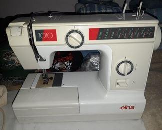 Elna 1010 Sewing Machine
